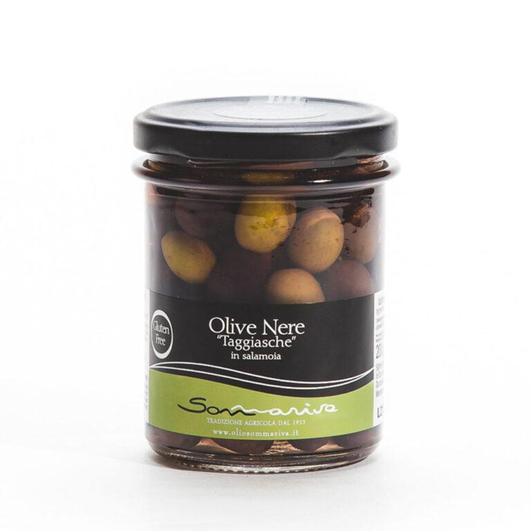 Sommariva Olive Taggiasche In Salamoia